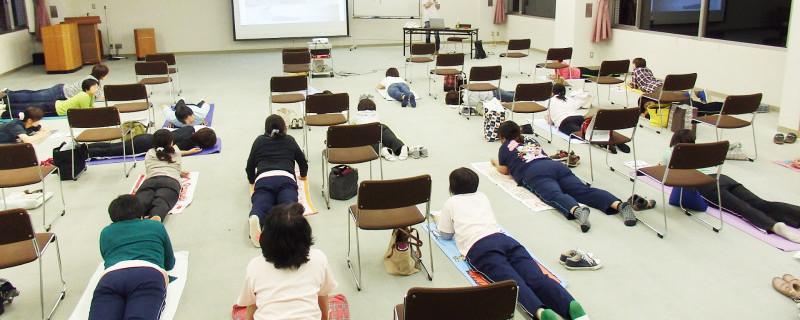 栃木社会福祉協議会 腰痛・肩こり教室